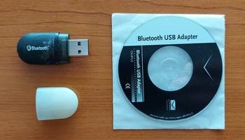 Bluetooth USB dongle/adapter Canyon CN-BTU3; Zagreb