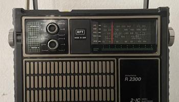 Radio proizveden u njemackoj 1979