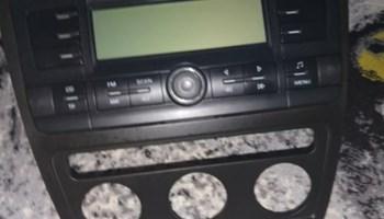 Radio skoda octavia 2