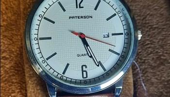 Paterson sat