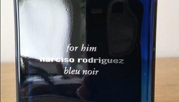 Narciso Rodriguez for him bleu noir eau de parfum 100 ml (tester)