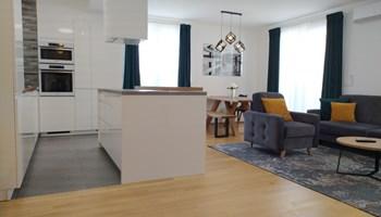 Stan: Zadar, 97,61 m2, novogradnja, potpuno namješten (prodaja)