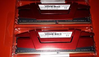DDR4, 4 GB, G.SKILL Ripjaws V Series, F4-2400C17S-4GVR