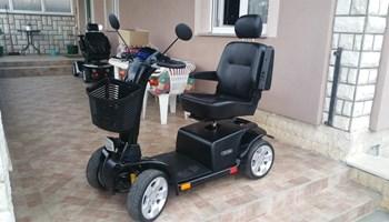Električna kolica, električni skuter za starije , invalidska kolica....