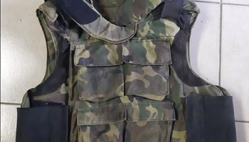 Pancirka Point Blank body armor, Model HI LITE IIIA X (kevlar)