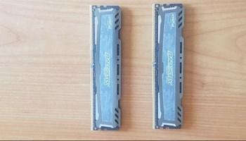 RAM DDR4 2400MHz 2x4GB