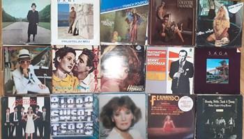 lot od 71 kom gramofonskih ploča