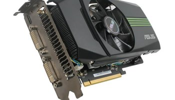 Graficka kartica Asus Geforce ENGTX460,ispravna,1gb ddr5,PCI Express