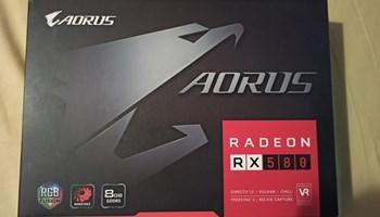AORUS Radeon RX580 8GB