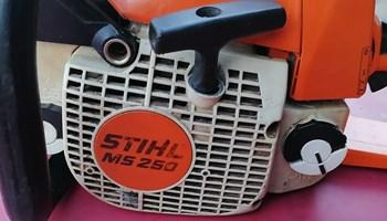 Motorna stihl pila ms 250
