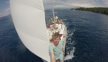 Jedrilica Ocean 105