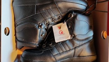Muške radne cipele (duboke i plitke)