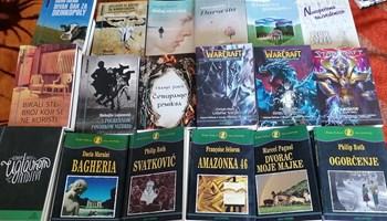 Knjige po 30 kuna prodajem