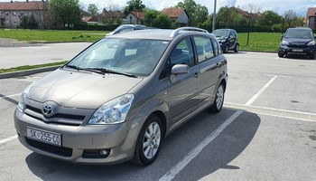Toyota Corolla Verso 2-2 D4D ☆ 1.Vlasnik ☆ Samo 157.00km☆
