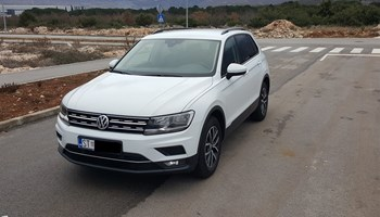 VW Tiguan 2.0 TDI ,HR auto (Kamera,Lane assist....