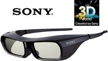 3D aktivne naočale SONY TDG-BR250, PANASONIC I SAMSUNG, punjenje naočala preko mikro USB priključka (kao mobitel)