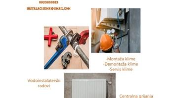 MK Instalacije