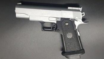 Airsoft gun G 10 - Srebrni AIR soft Pištolj Airsoft _ _