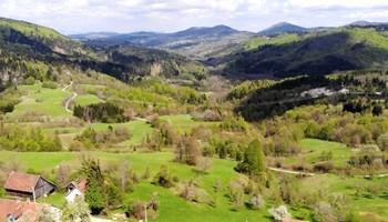 Gorski kotar 80 000 m2 zemljišta s izvorom