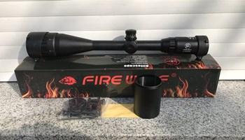 FIRE WOLF 6-24x50 lovačka optika (top kvaliteta)