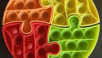 Pop it fidget Puzzle 2