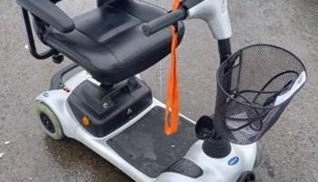 Brza električna Invalidska kolica