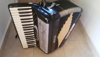 MORESCHI 120b (Italia) -3gl. picolo organ TOP STANJE