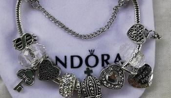 Pandora narukvica, kruna, nova!