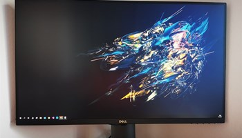 Dell 27 Monitor P2720DC with USB-C - 2300kn