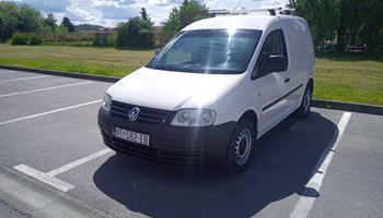 VW Caddy 2.0 SDI KLIMA,krovni nosači, uredno održavan i servisiran