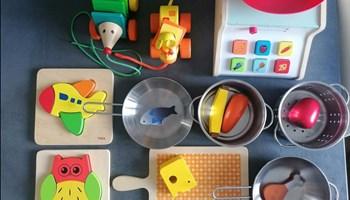 IKEA i drvene igračke