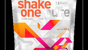 Shake One Pure 500 g CaliVita, proteinski prah