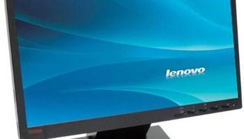 LCD monitor Lenovo DVI, VGA 75Hz 200 kn