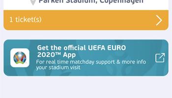 Prodajem 3 ulaznice za Hrvatska Španjolska u Copenhagenu