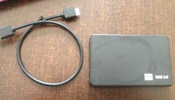 """Eksterno kućište USB3.0 za SATA HDD / SSD 2.5\"""" [BESPLATNA DOSTAVA]"""