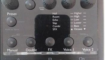 TC-Helicon Harmony-G XT prodajem