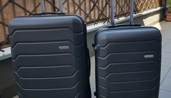 Putni kofer na kotače, set od dva kofera, Escape kao novi