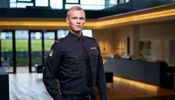 Zaštitar/ka (m/ž) na aerodromu na Islandu