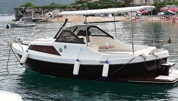 Privatne voznje brodicem po Boki Kotorskoj
