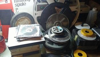 Digitalizacija filmova, VHS  kazeta, skeniranje dijapozitiva, negativa