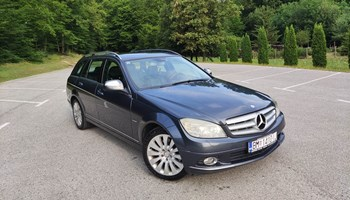 Mercedes C320CDI Odličan - Full