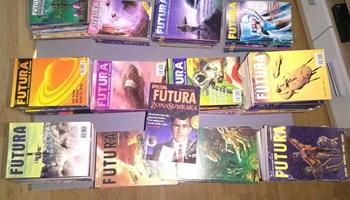 FUTURA komplet časopisa