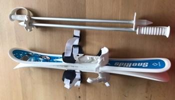 Dječje kratke skije Hamax