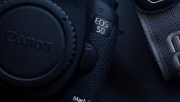 Canon 5d mark iii - 40,000 okidanja