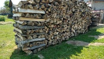 Drva za ogrijev Grab