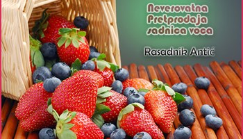 Rezervacija i prodaja voćnih sadnica za jesen 2021