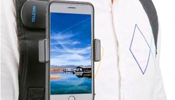 Držač mobitela, fotoaparata, za snimanje videa u pokretu, novo!