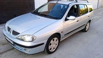 Renault Megane karavan 1.9 dci reg 07/22
