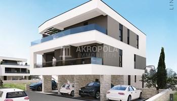 Apartman- Istra, Pula, Štinjan, Prodaja ,novogradnja 2.kat.