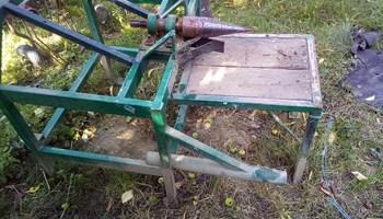 Kalač za drva svrdlo